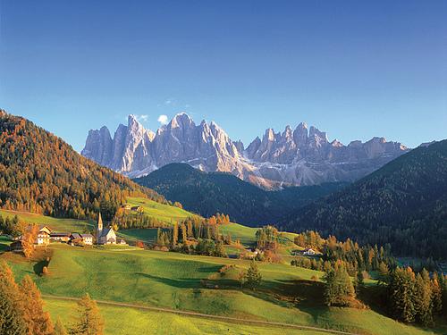 Scoprire l'Alto-Adige Südtirol