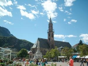 Una visita a Bolzano