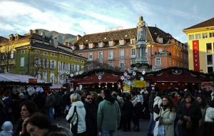 Bolzano ed il suo mercatino di Natale