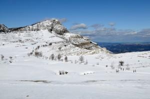 Arabba la più frequentata del Dolomiti Superski