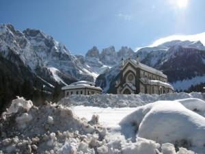Falcade, ottima per una vacanza sulla neve a 360°