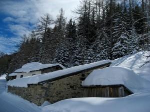 Sulle montagne valdostane, La Thuile