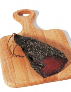 Carne ed insaccati, prodotti tipici valdostani