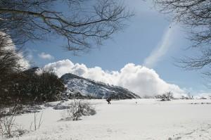 Rubbio: paradiso dei patiti dello sci nordico