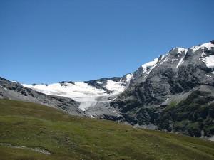 Ai piedi di splendidi ghiacciai, la Valgrisenche