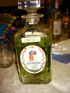 Liquori e dolci tipici della Valle d'Aosta