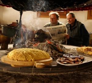 La polenta in Veneto