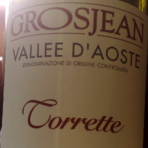Vini tipici della Valle d'Aosta