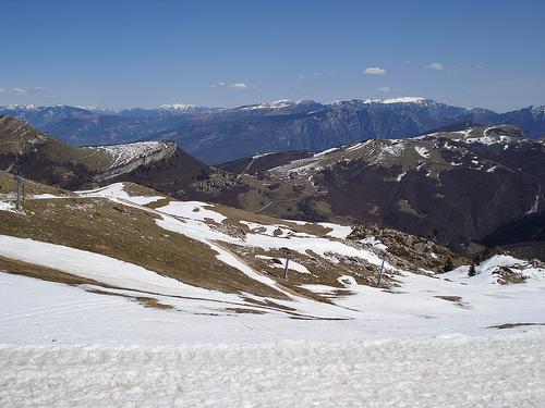 Malcesine e il Monte Baldo, sciare divertendosi