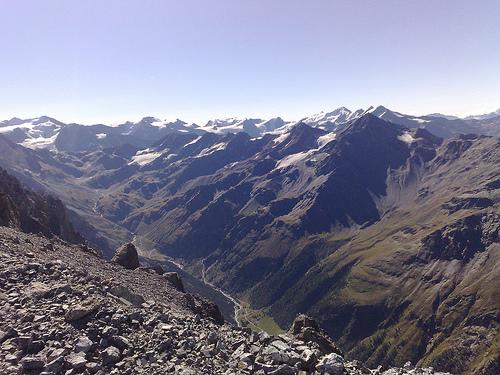 La Valtellina, lo sci e la cultura