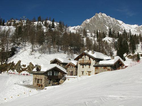 Courmayeur la garanzia dello sci