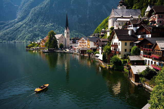 Austria: come pianificare la vacanza in famiglia perfetta